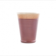 beaker large  brown