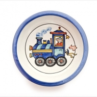 pap dish locomotive