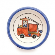 pap dish fire engine