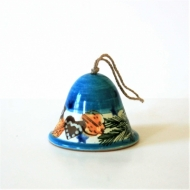 bell small turquoise