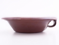 greek bowl large  brown