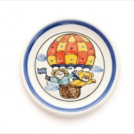 children`s plate balloon