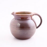 pot bellied jug II  brown