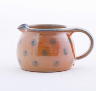 milk pot medium  brown