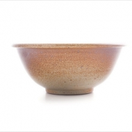 muesli bowl large  brown