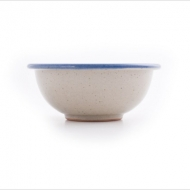 muesli bowl medium  blue