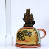 oil lamp large