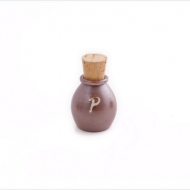 pepper pot  brown