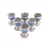 set 6 egg cups