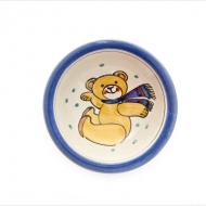 bowl teddy
