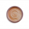 saucer for espresso cup  brown
